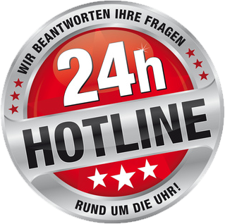 24h Hotline Eventtechnik